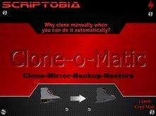 Clone-o-Matic (clone-mirror-backup-restore)