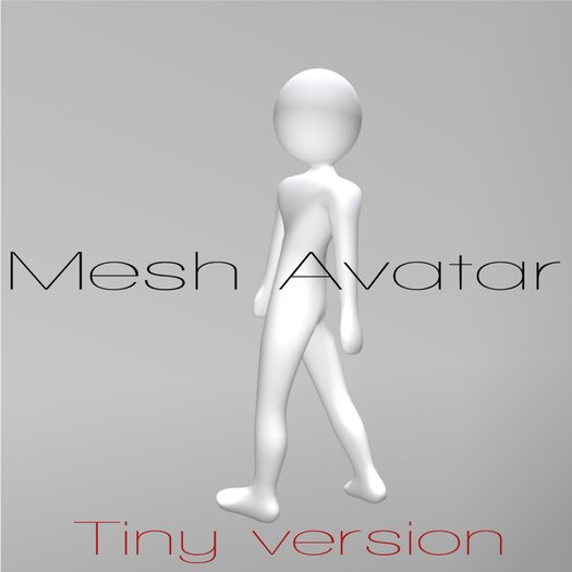 ***Call*** Mesh Tiny Avatar