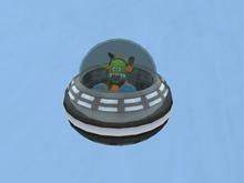 TINY UFO