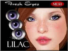 ~*By Snow*~ Fresh Eyes (Lilac) w/MESH
