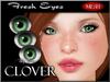 ~*By Snow*~ Fresh Eyes (Clover) w/MESH