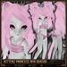 Mesh =^.^= Curious Kitties Unreal Fuzz - Kittenz Princess Nya Avatar