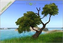 Sculpted tree T3 COPY version