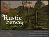 Skye rustic fence 2