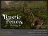 Skye rustic fence 4