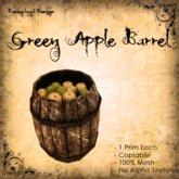 [DDD] Barrel of Green Apples