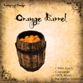 [DDD] Barrel of Oranges