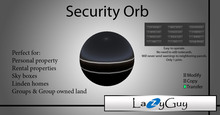 LazyGuy - Security Orb 4.3(English)