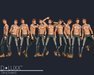 D.Luxx Poses - Structured - Static Male Pose Set Pack