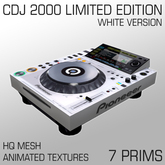 cdj 2000 limited edition