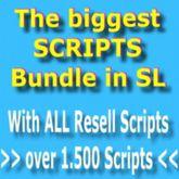 1500 exclusiv scripts (full mod)