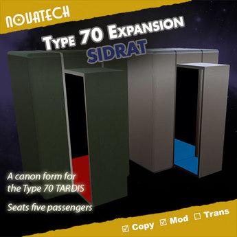 Type 70 Form - SIDRAT