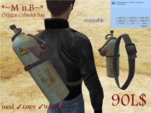 *~M`n B~* Oxygen Cylinder Bag (Box)