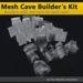 [FYI] Mesh Interior Cave Builder's Kit 1.1.0 (Copy/Mod)