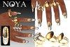 **NOYA** [SALE/PROMO] MESH - ECLYPSE -Gold 5 Rings - Mesh Manicure Set