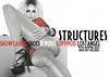 "[LA] LOSTANGEL ""Structures"" Multipose showcasing shoes"