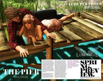 "[LA] LOSTANGEL ""SPRING"" Pier Multipose (Couple Poses)"