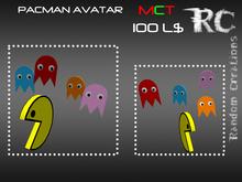 RC - pacman avatar