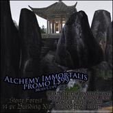 $99 PROMO PACK! )AI( - Stone Forest Build Kit - 14 pieces [COPY/MODIFY/no transfer]