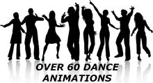 60+ Dance Animations