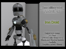 Android_ED_3 [Iron droid]