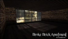Black Catter - Broke Brick Apartment