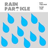 *AQF* Rain Particle