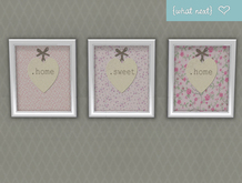 {what next} Darling Buds Prints