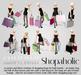 GLITTERATI - Shopaholic