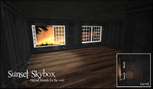 Black Catter - Sunset Skybox