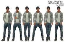 STAKEY - Standstill