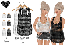 (Chemistry) ECHO TANK TOP - Lace