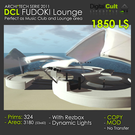 *** DCL FUDOKI Lounge Club - SPECIAL Offer !!