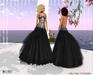 !Rebel Hope Designs - etoile Gown Black Diamond