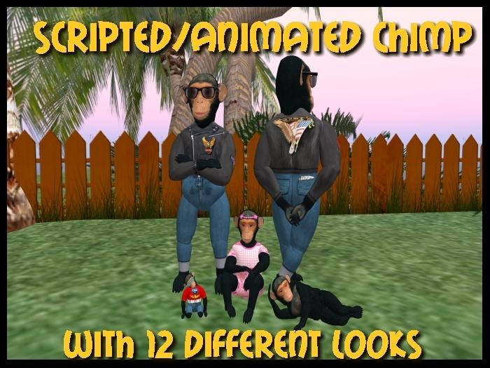 Chimp (Unleashed) v1.37c (Release)