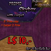 Skybox PROMO purple by Chefzicke [BOXED]