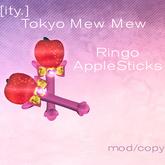 [ity.] Tokyo Mew Mew Ringo Apple Sticks