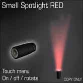 Small Spotlight Red
