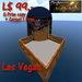Skybox Las Vegas 25x25x10m + deck mit Terrasse 5Prim [BOXED]