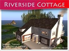Moco Emporium -  Riverside Cottage [Texture Change COPY/MODIFY]