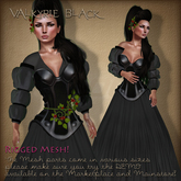 GSpot Valkyrie Black