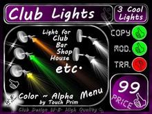 Club Lights  CooL
