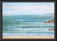 """Painting """"Watercolor painting ocean"""""""