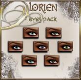 LORIEN 7 EYES PACK (NORMAL) OFFER!!