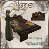 LORIEN BAKERS TABLE