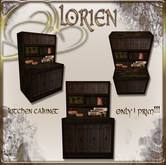 LORIEN KITCHEN CABINET 1 PRIM!! SALE