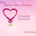 [ity.] Mini Moon Crystal Carillon