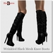Wrinkled%20black%20mesh%20boots%20with%20zipper%202