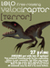 LOLO raptor: free-roaming pet dinosaur: black velociraptor