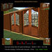 Formal Victorian Door, Mansion Door, Sliding Parlor Door, Castle Door D0298 Box
